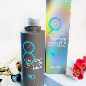 Ekspresowa maska na objętość włosów Masil 8 Seconds Salon Liquid Hair Mask 3