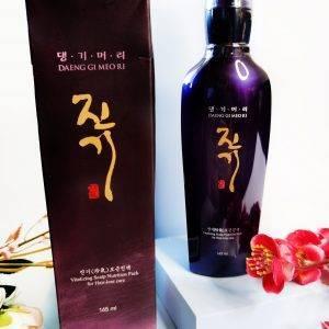Emulsja przeciw wypadaniu włosów Daeng Gi Meo Ri Vitalizing Scalp Pack for Hair-loss 2