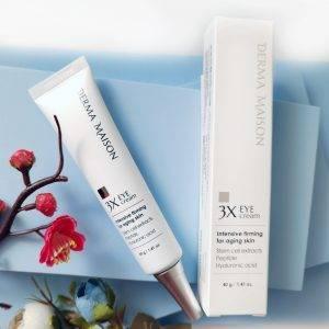 Krem pod oczy z komórkami macierzystymi i peptydami MEDI-PEEL Derma Maison 3X Eye Cream 1