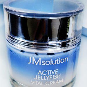 Krem z ekstraktem z meduzy intensywnie nawilżający JM Solution Active Jellyfish Vital Cream Prime 1