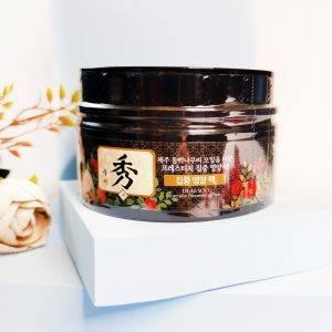 Maseczka odżywcza do włosów zniszczonych Daeng Gi Meo Ri Dlae Soo Intensive Nourishing Pack 2