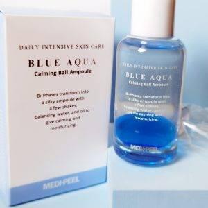 Medi-Peel Blue Aqua Calming Ball Ampoule 1