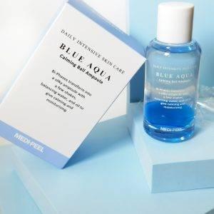 Medi-Peel Blue Aqua Calming Ball Ampoule 2