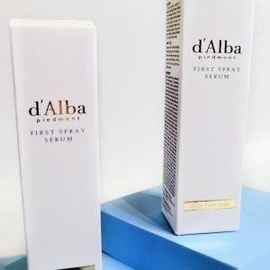 Odżywczy spray serum z białą truflą D'Alba White Truffle First Spray Serum 2