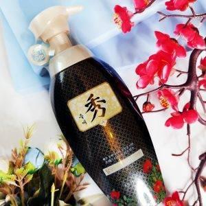Odżywka przeciw wypadaniu z olejem kameliowym Daeng Gi Meo Ri Dlae Soo Anti-Hair Loss Treatment 1