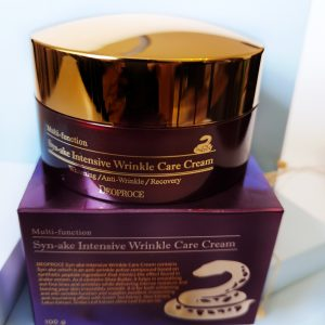 Deoproce Multi-function Syn-ake Intensive Wrinkle Care Cream 1