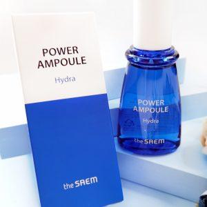 Serum ampułkowe nawilżające The Saem Power Ampoule Hydra 1