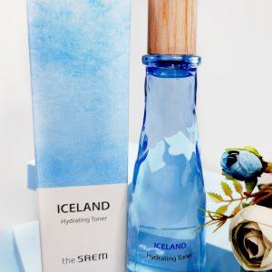 Tonik nawilżający mineralny The Saem Iceland Hydrating Toner 1
