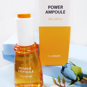 the SAEM Power Ampoule Vita-White 2