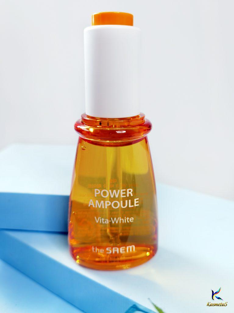 the SAEM Power Ampoule Vita-White 4