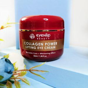 Eyenlip Collagen Power Lifting Eye Cream 1