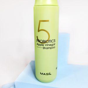 Masil 5 Probiotics Apple Vinergar Shampoo 4