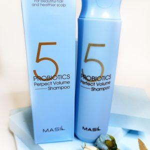 Masil 5 Probiotics Perfect Volume Shampoo 2