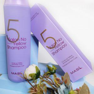 Masil 5 Salon No Yellow Shampoo